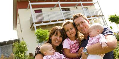 Familie Engelbogen - zufriedener Malli Kunde