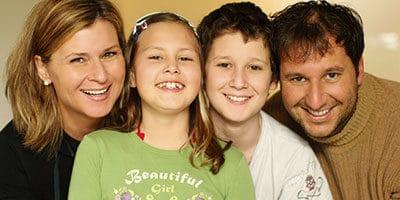 Familie Dobida - zufriedener Malli Kunde