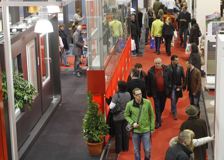 Häuselbauermesse Klagenfurt, 16. - 18. Februar 2018